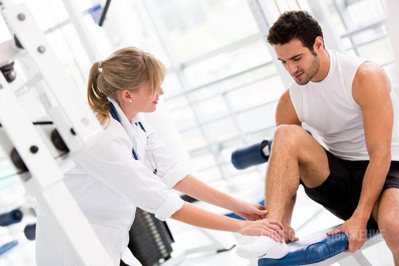Хруст суставов какой врач лечит хрустнул сустав болит нога