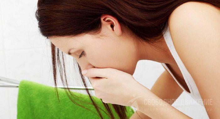 Тошнота при остеохондрозе шейного отдела позвоночника лечение