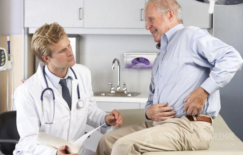 Импинджмент синдром тазобедренного сустава