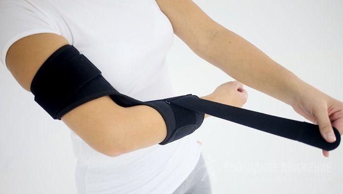 Что делать при растяжении мышц руки в локтевом суставе