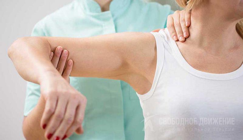 М 53 1 шейно плечевой синдром профессиональное заболевание