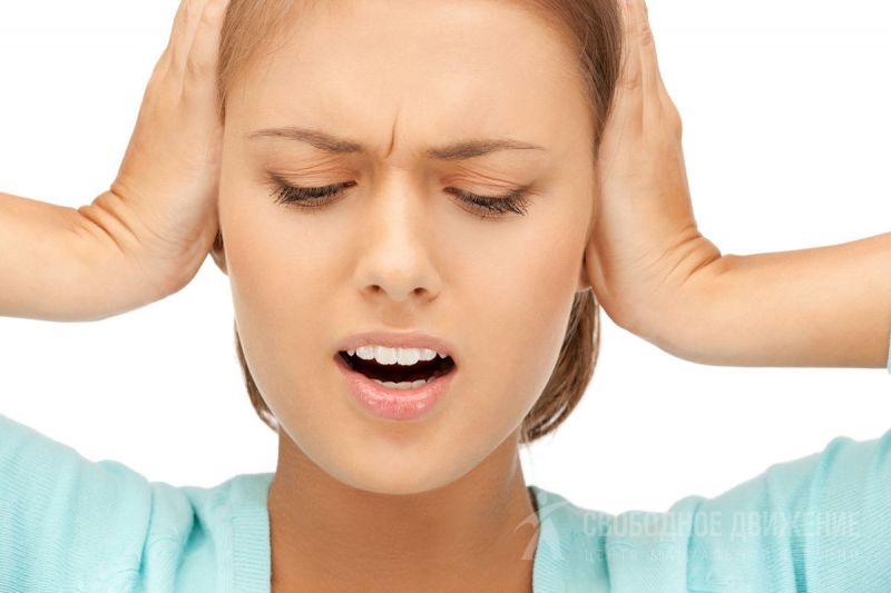 Боль в ушах при остеохондрозе лечение