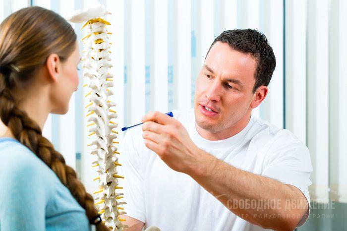Антелистез шейного отдела позвоночника лечение