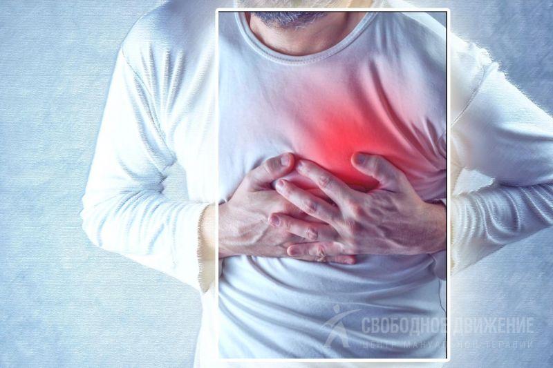 Боль в сердце при остеохондрозе: симптомы, как отличить остеохондроз от сердечной боли, влияние остеохондроза на сердце