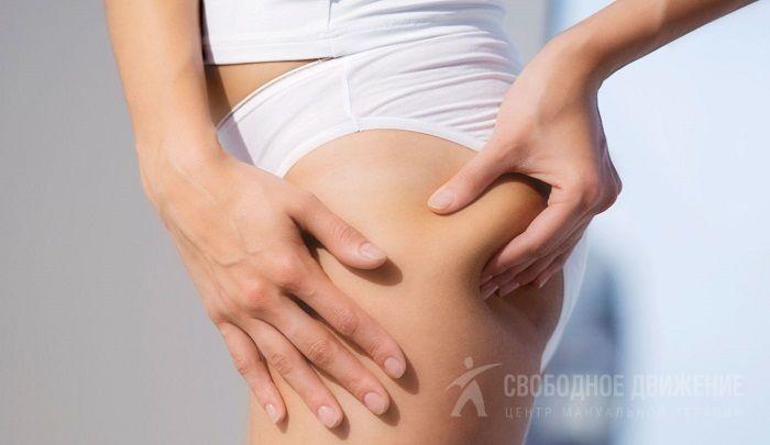 Боль в ягодице справа, отдающая в ногу и поясницу у женщин при ходьбе