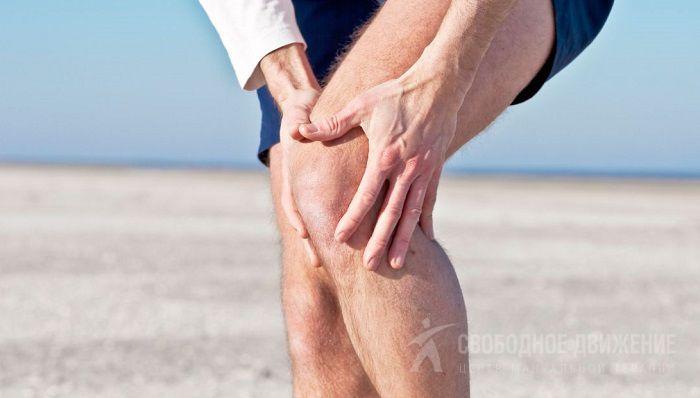 Шишки некрупные под коленным суставом доа тазобедренных суставов 1 степени