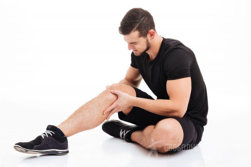 Воспаления коленного сустава - причины и терапия