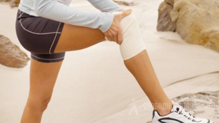 Слабость в коленном суставе цена импланта тазобедренного сустава