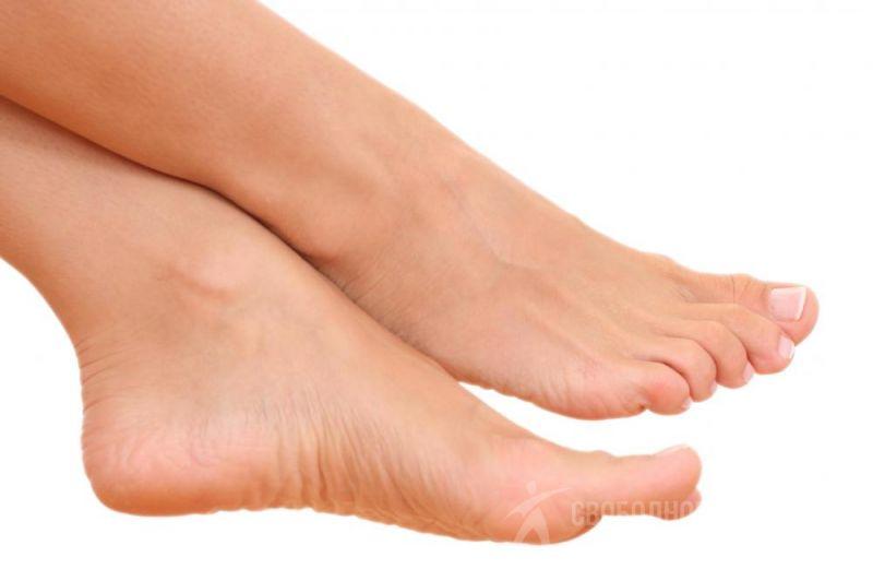 Молоткообразная деформация пальцев стопы, лечение ног без операции