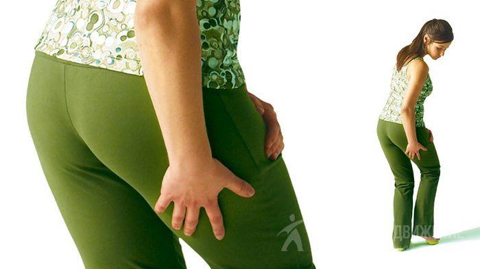 Защемление нерва в ноге как лечить