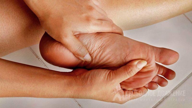 Артрит стопы ног: симптомы и лечение