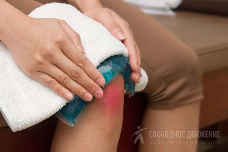 Признаки супрапателлярного бурсита коленного сустава